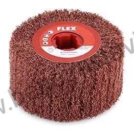 FLEX Brusné rouno, A 160 (medium), 100 Ø x 100