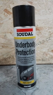 SOUDAL Underbody protection  - 500ml