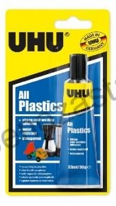 UHU All Plastics 33 ml