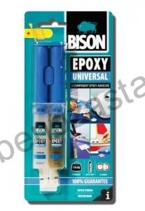 BISON EPOXY UNIVERSAL 24 ml